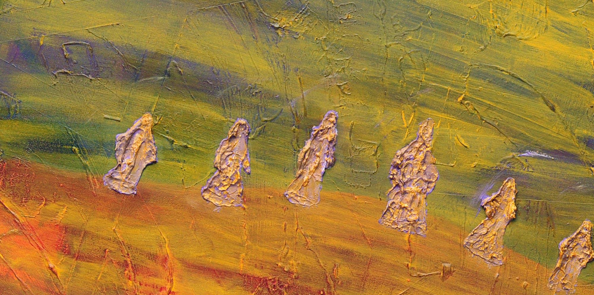 Caminando en el desierto - Elisa Levame